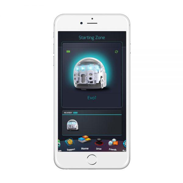 Ozobot Evo app