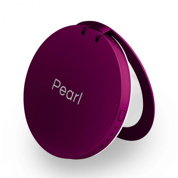 Oglinda baterie externa purple